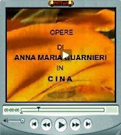 Anna Maria Guarnieri espone in Cina